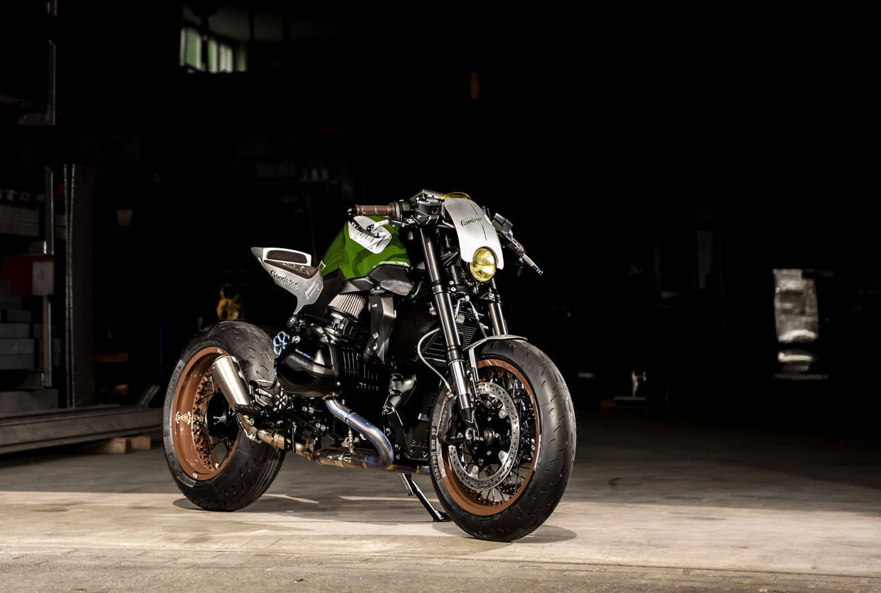 Vtr Customs Bmw R1200r Motorcycledaily Com Motorcycle