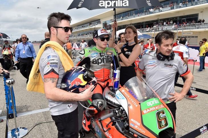 Aprilia Racing Team Gresini_041016
