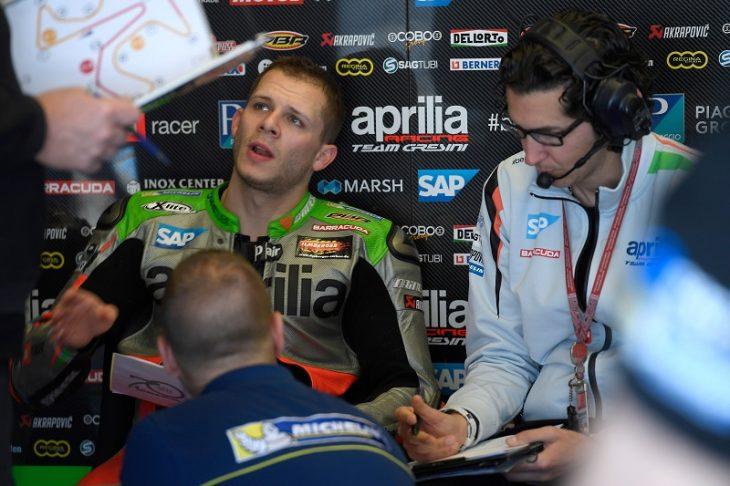 Aprilia Racing Team Gresini_042516