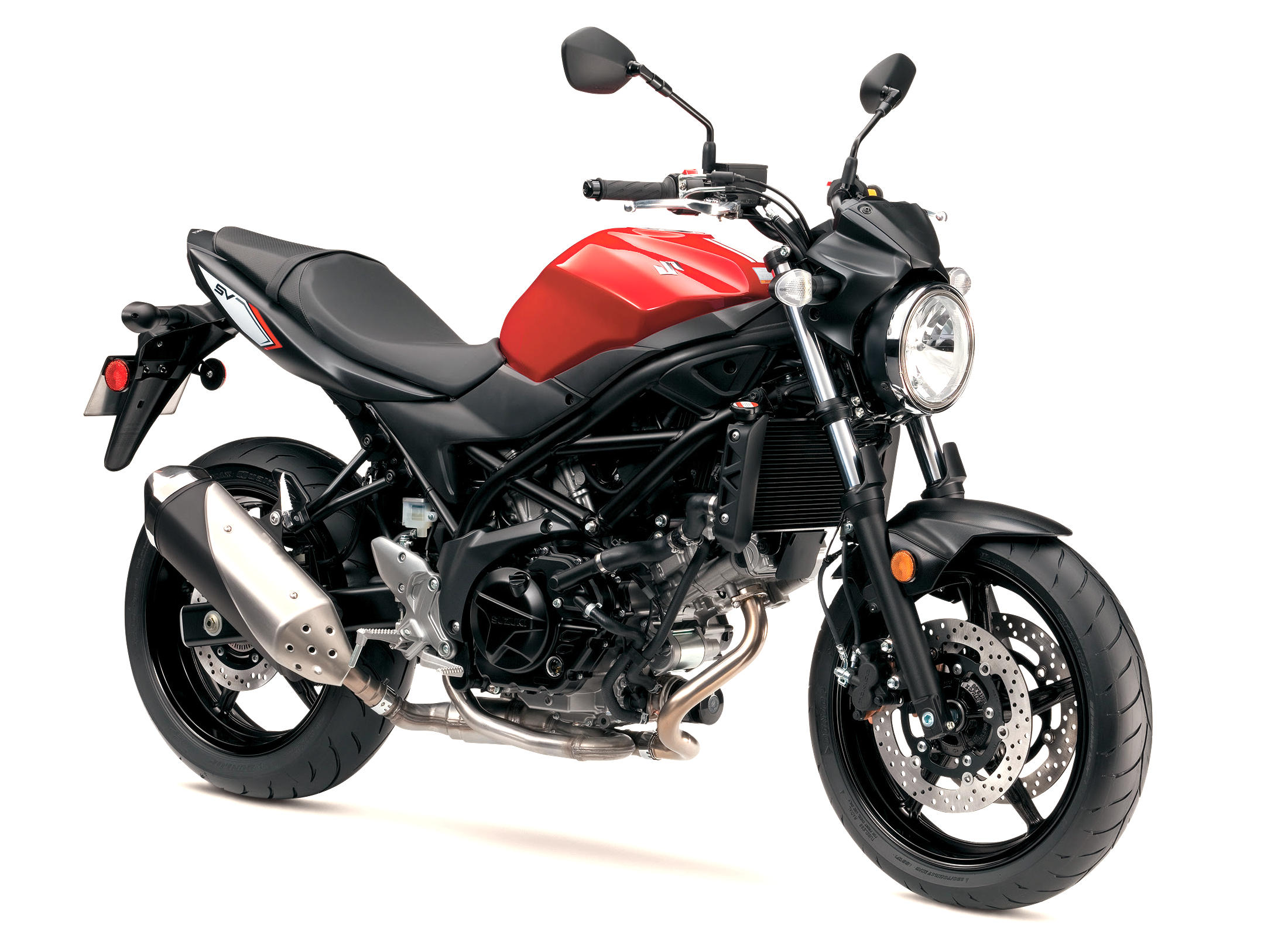 Earlier Today Suzuki Announced Pricing And Availability For The 2017 SV650 ABS Models Both Bikes Will Be In US Dealers Next Month With