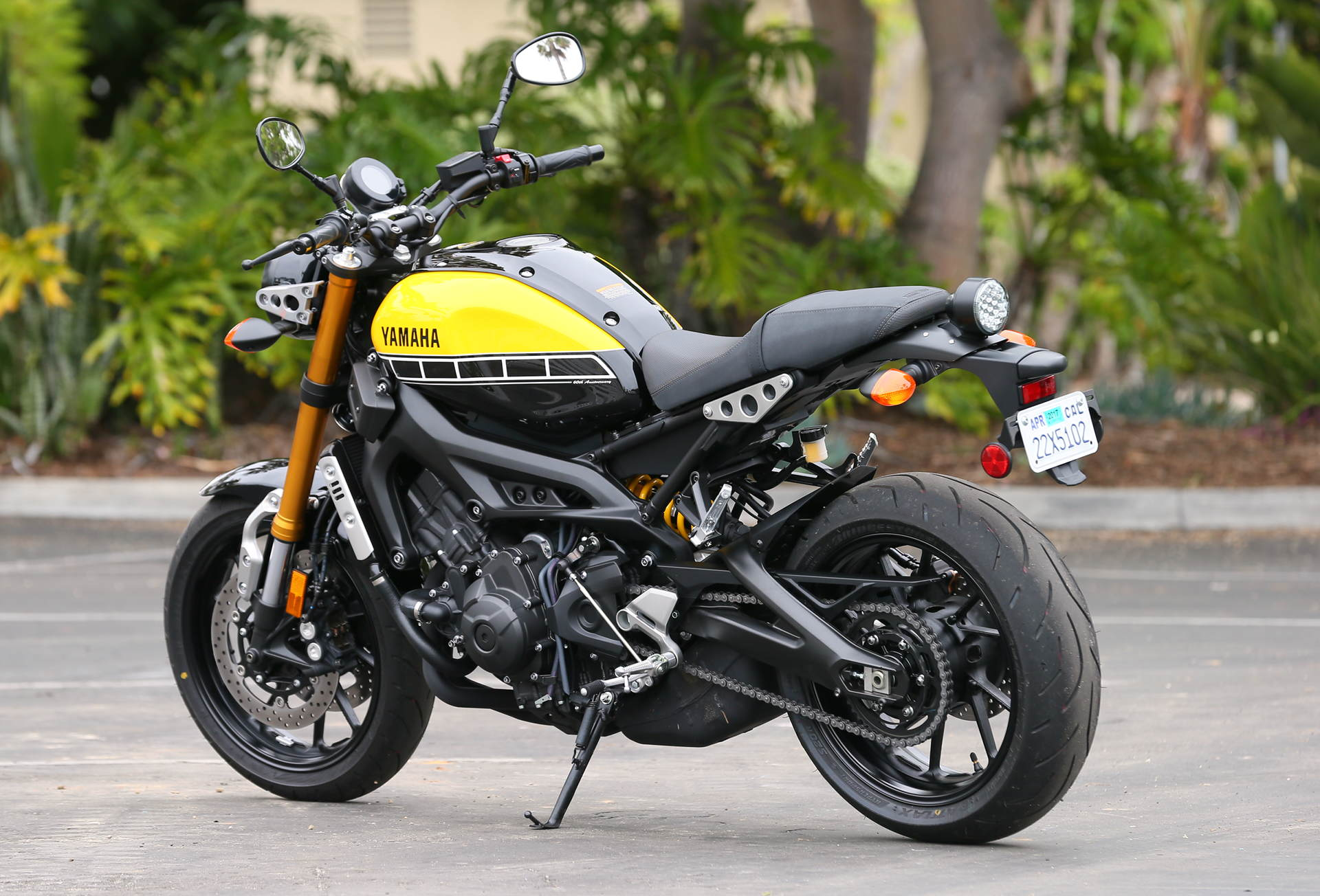 2016 Yamaha XSR900 MD First Ride MotorcycleDaily Motorcycle