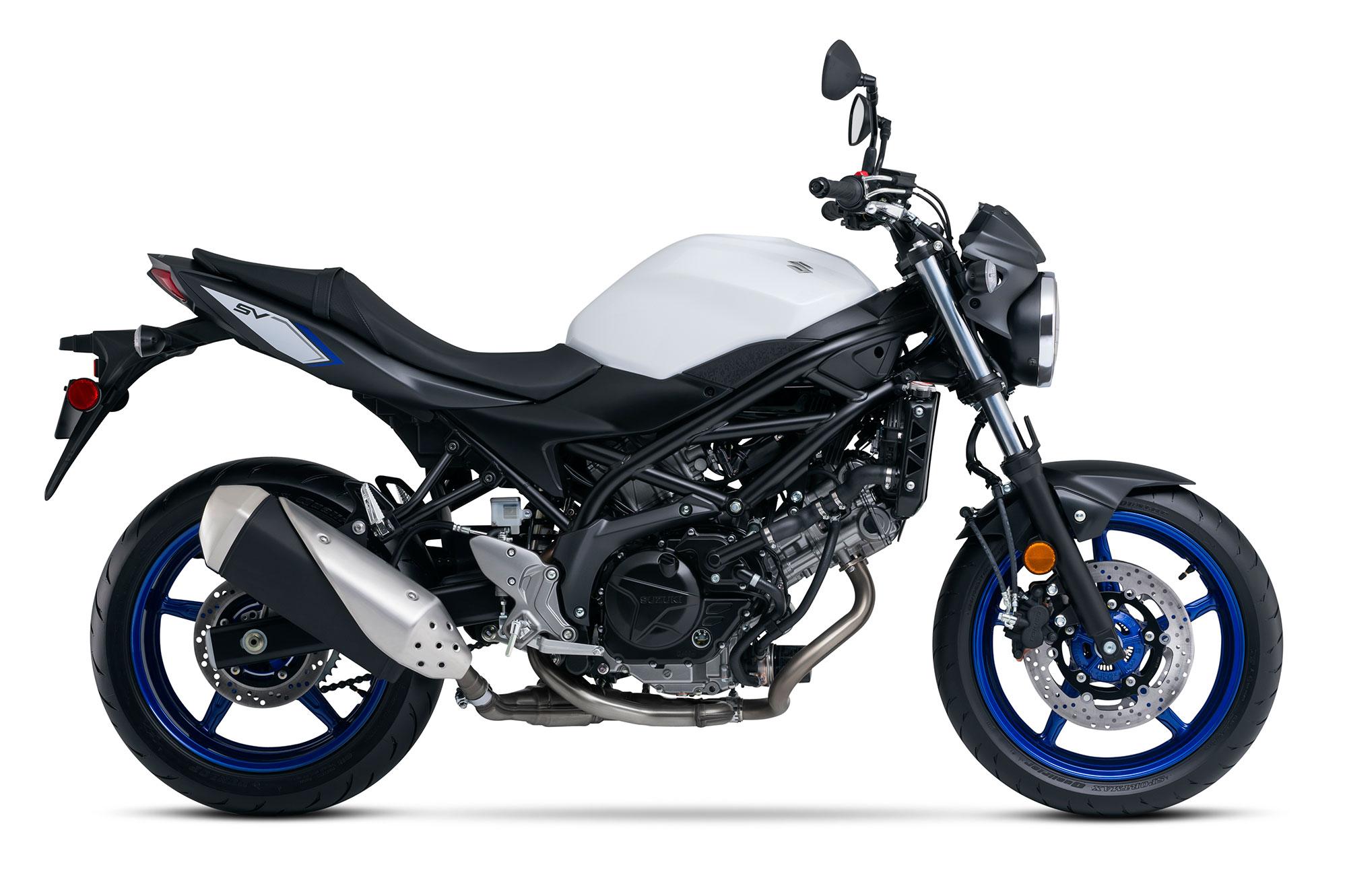 2017 suzuki sv650 md first ride motorcycledaily