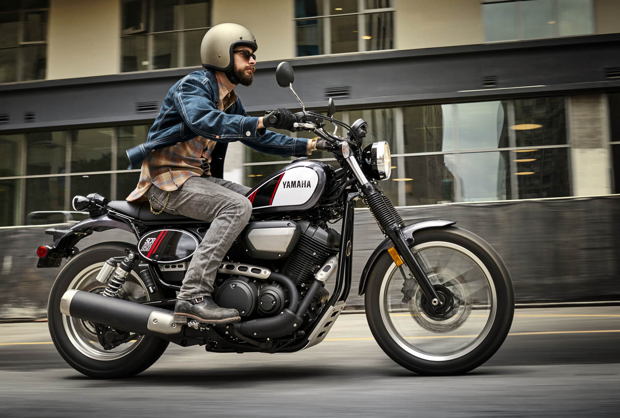 Yamaha Unveils SCR950 Scrambler « MotorcycleDaily.com – Motorcycle News, Editorials, Product ...