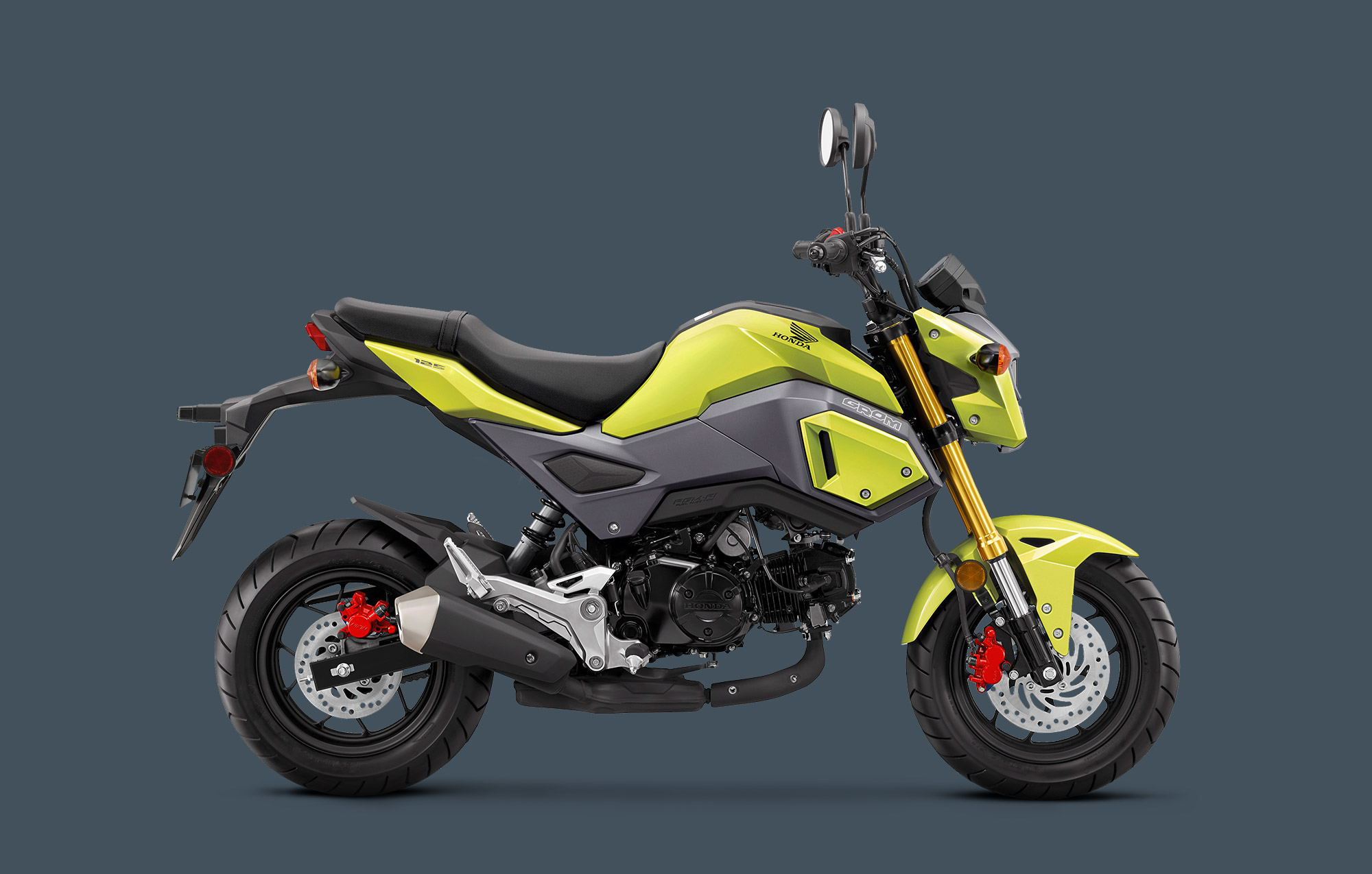 honda restyles 2017 grom « motorcycledaily – motorcycle news