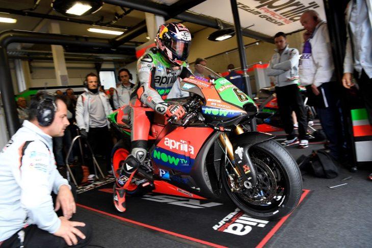 Aprilia Racing Team Gresini_062516