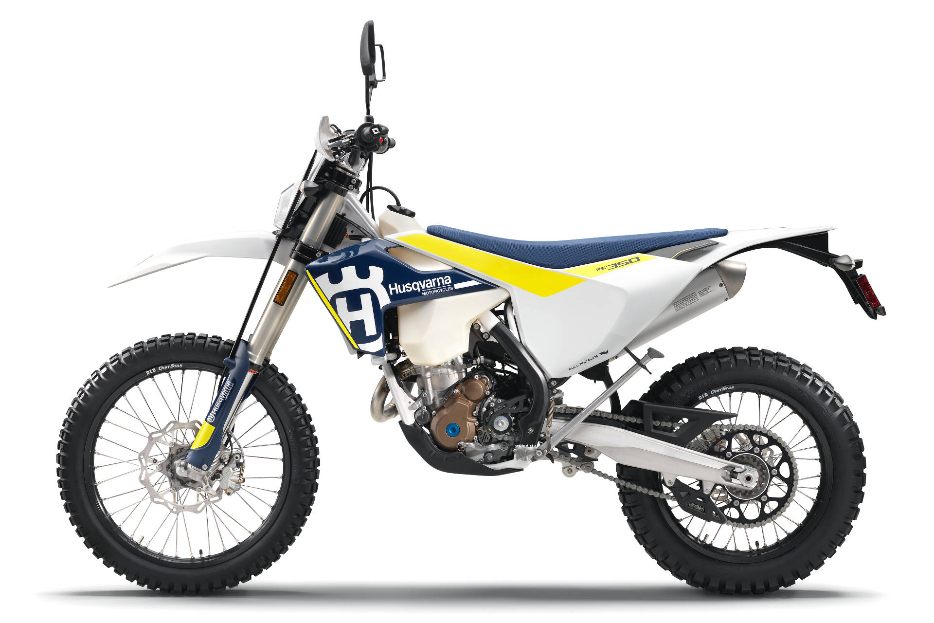 Husqvarna Pushes Forward With Development Of New Dual