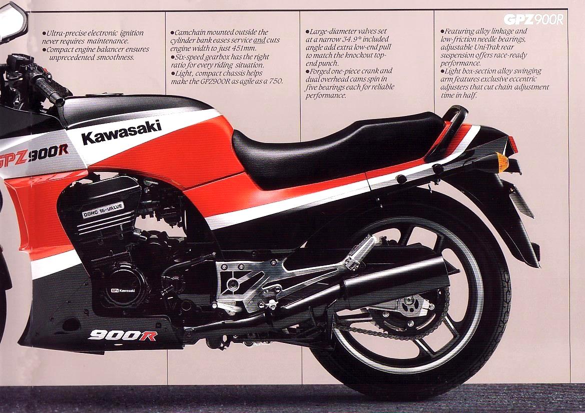 Ac Sanctuary Modifies The Great Kawasaki Gpz900r