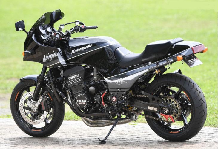 AC Sanctuary Modifies the Great Kawasaki GPZ900R - MotorcycleDaily.com - Motorcycle News ...