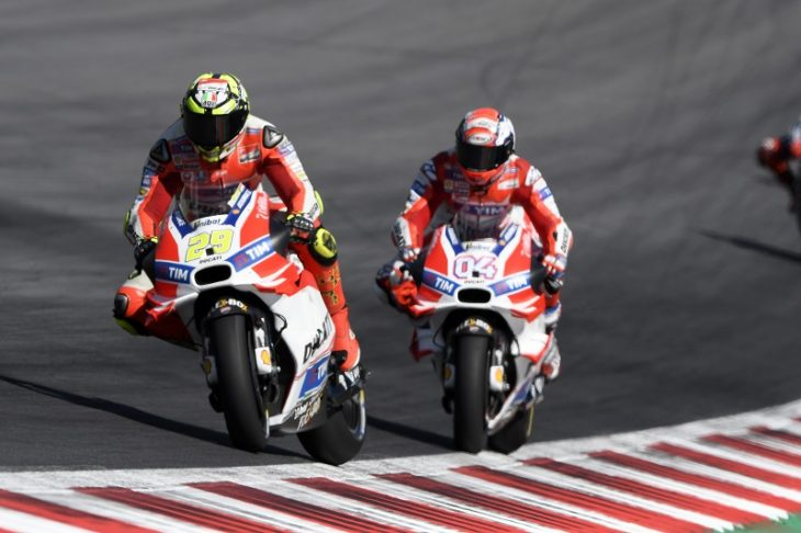 Ducati Team_081416