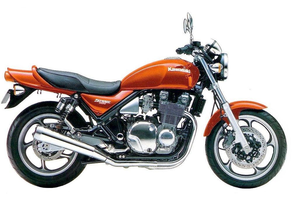 new kawasaki retro standard could mimic design of zephyr/z1