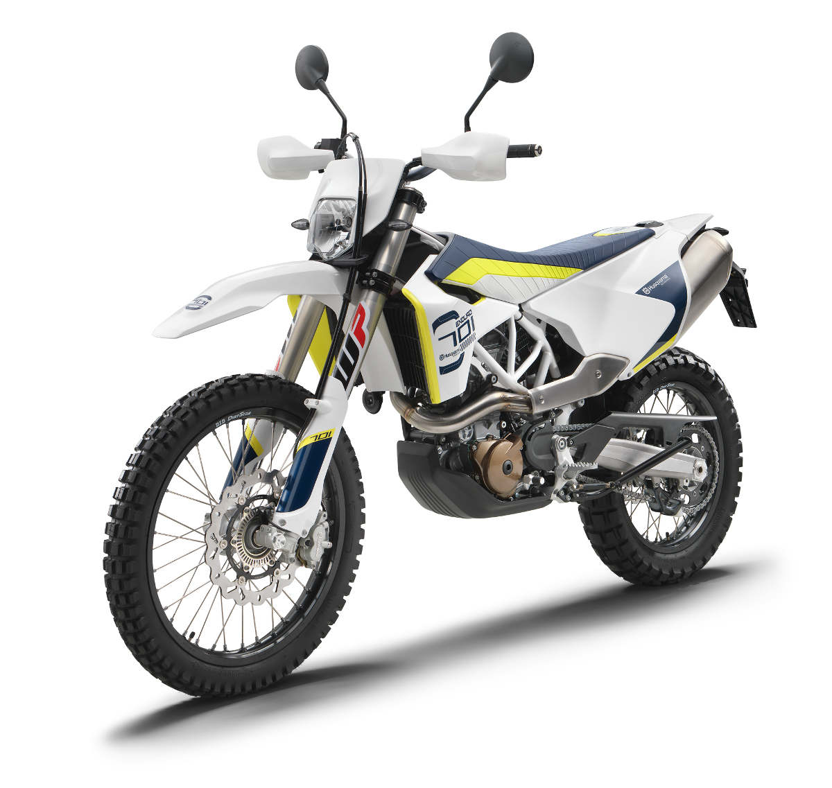 2017 Husqvarna 701 Supermoto And Enduro Get Smoother More Powerful Engine 171 Motorcycledaily Com