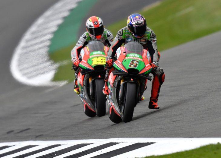Aprilia Racing Team Gresini_090216