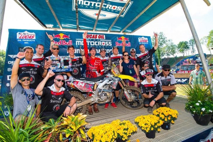 Lucas Oil Pro Motocross_082716