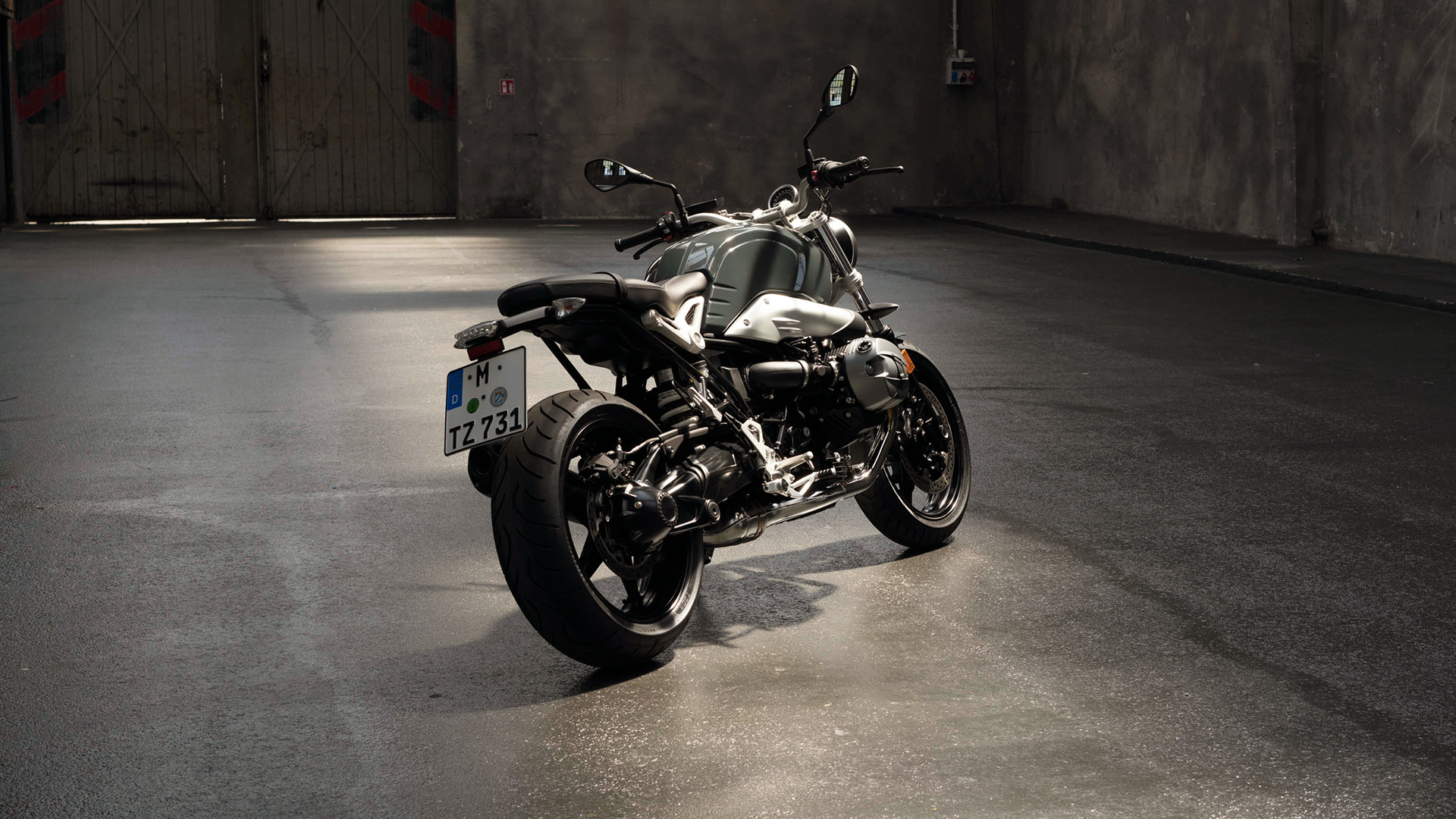 Bmw Introduces New R Ninet Pure And R Ninet Racer