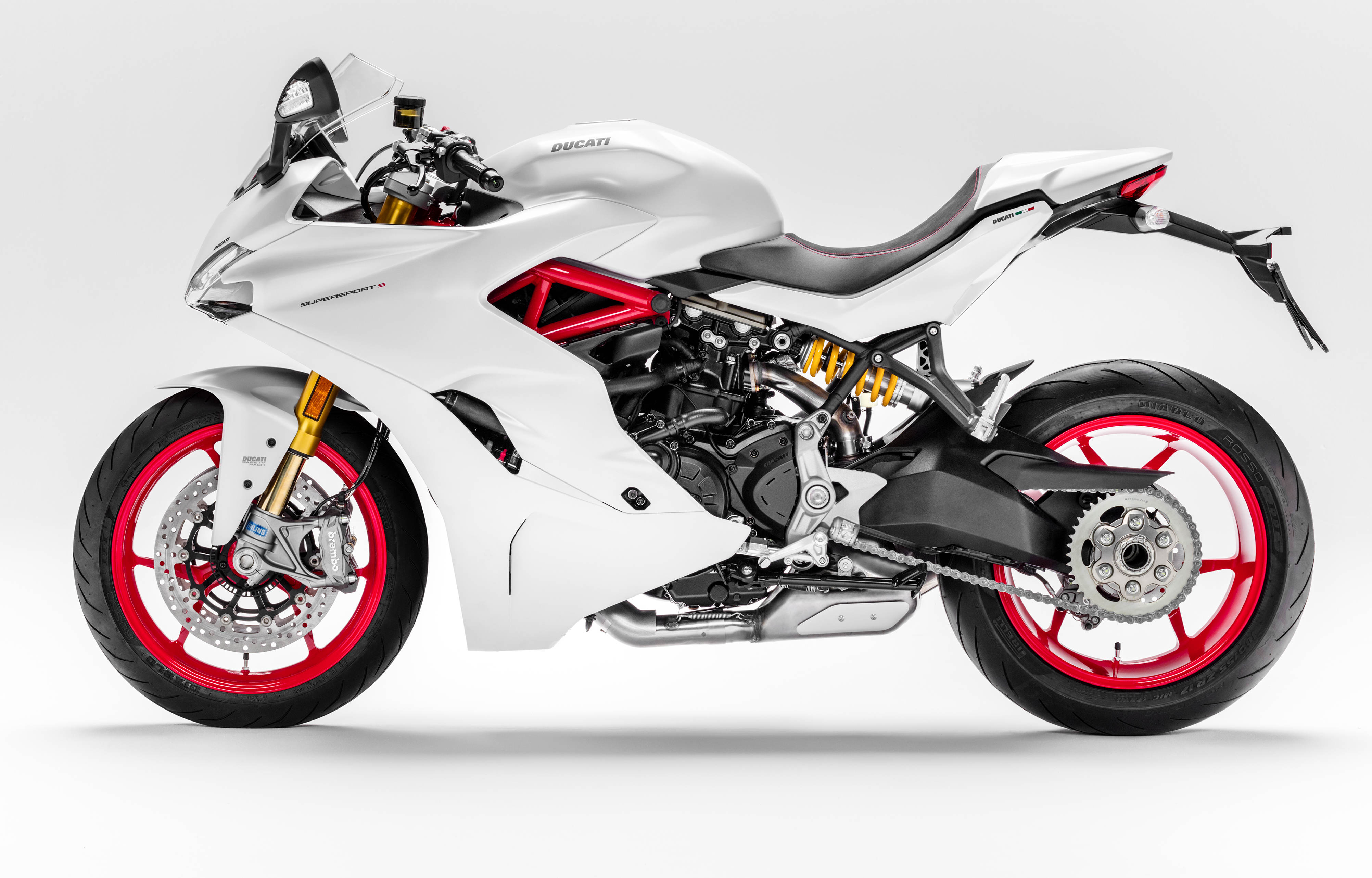 ducati introduces new supersport in cologne « motorcycledaily