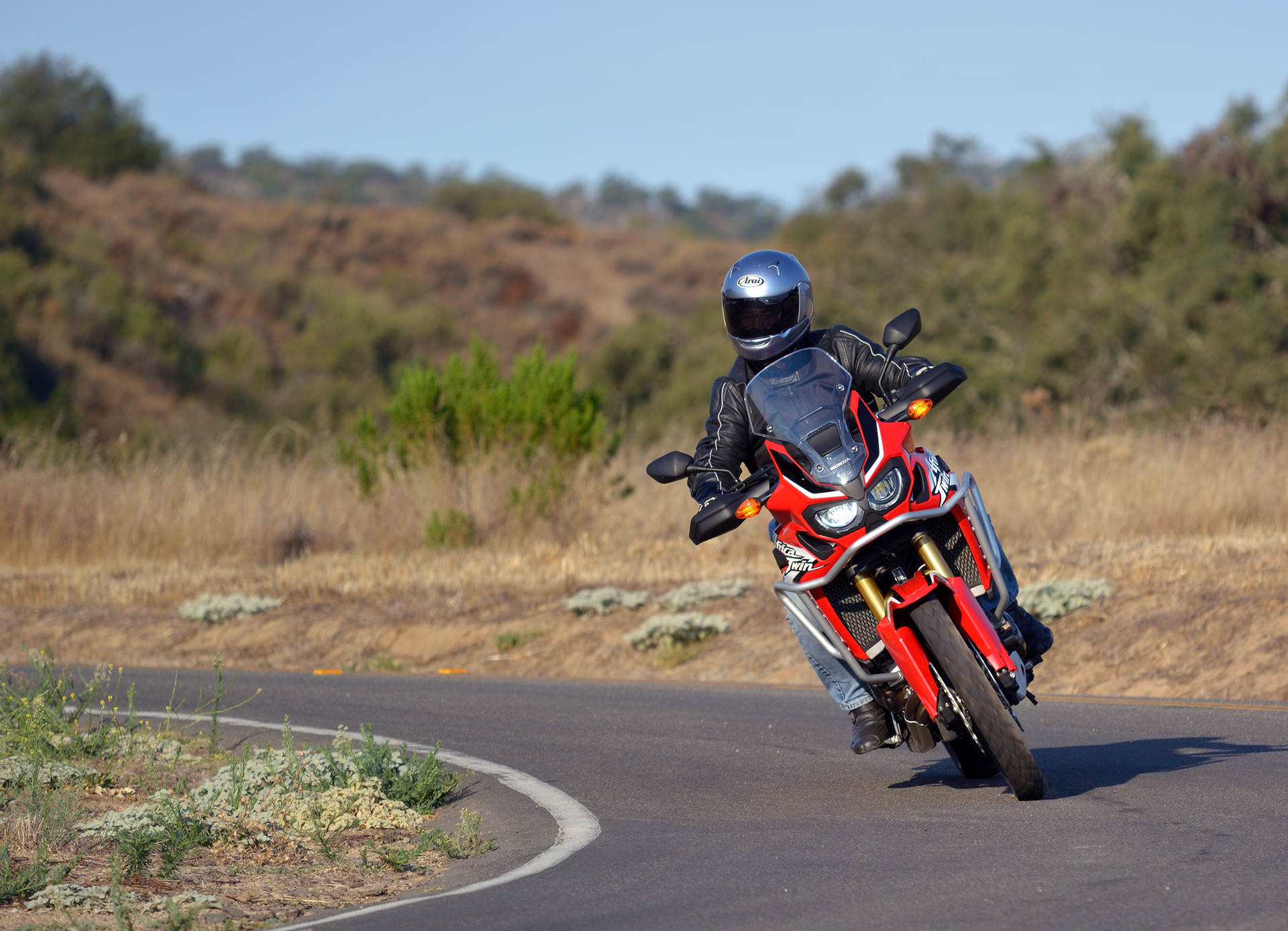 2016 Honda Africa Twin: MD Ride Review (with video