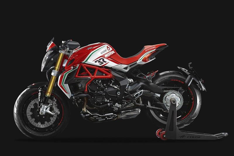news new bikes mv agusta dragster rr video