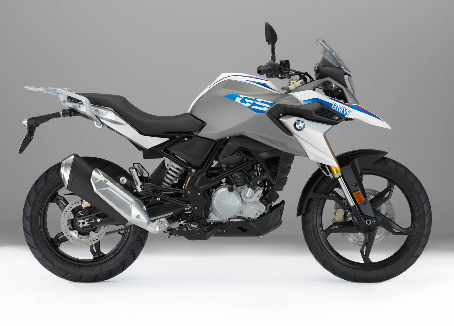 New BMW G GS Offers Lightweight Adventure With Video - 300 bmw