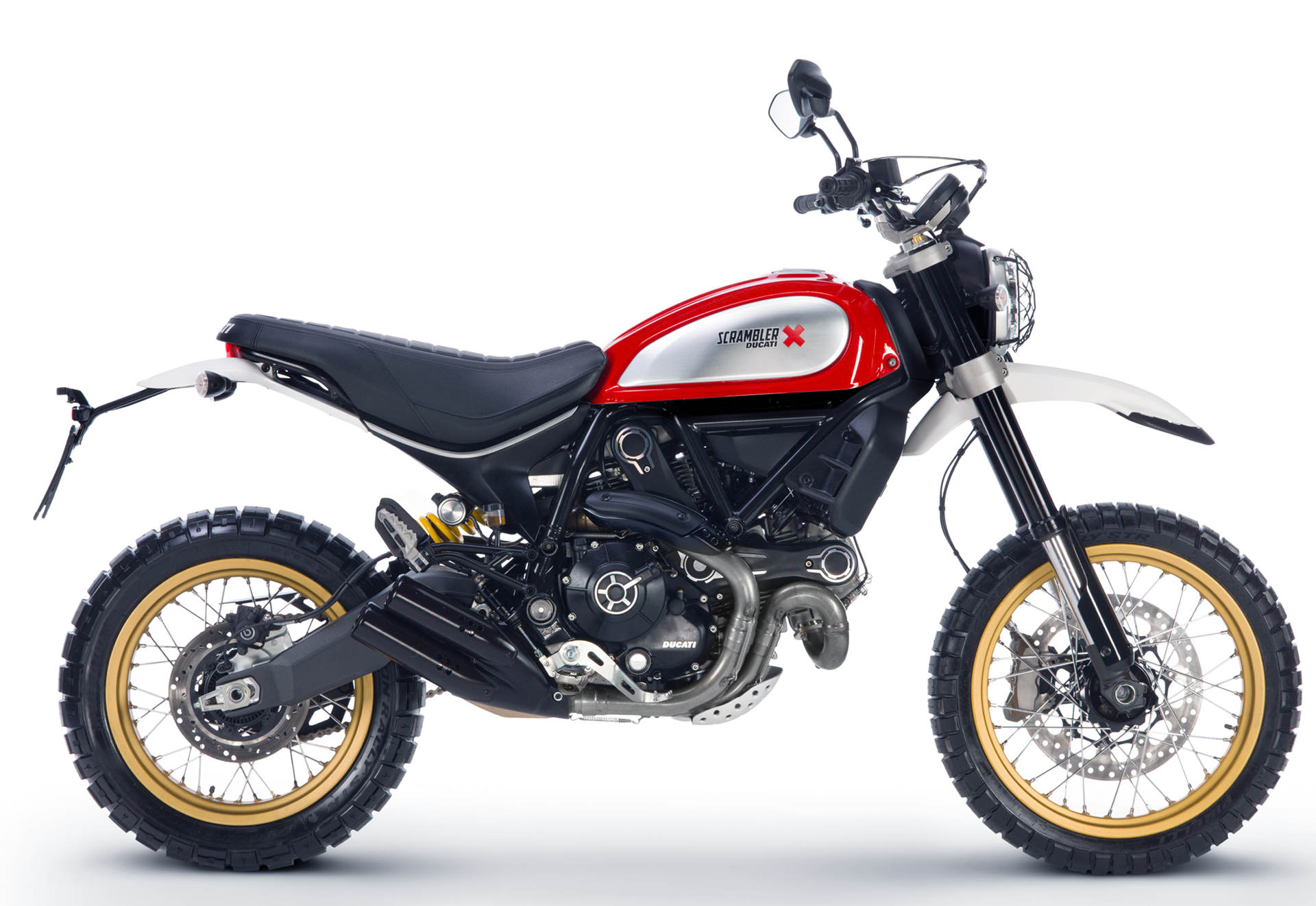 New Ducati Scrambler Desert Sled Means Business Off Road