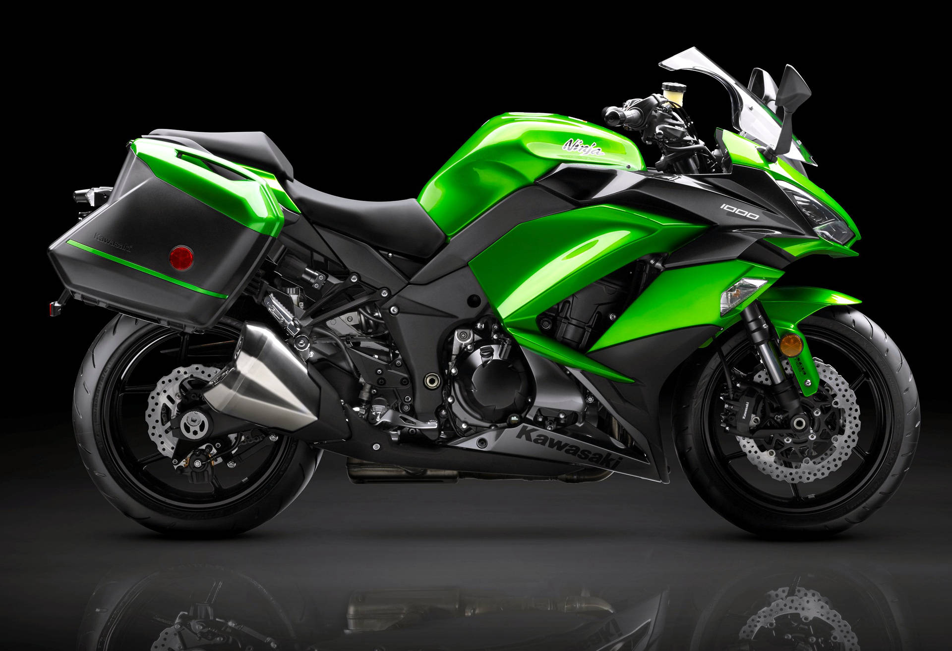 Updated Us Model Kawasaki Ninja 1000 Abs Announced