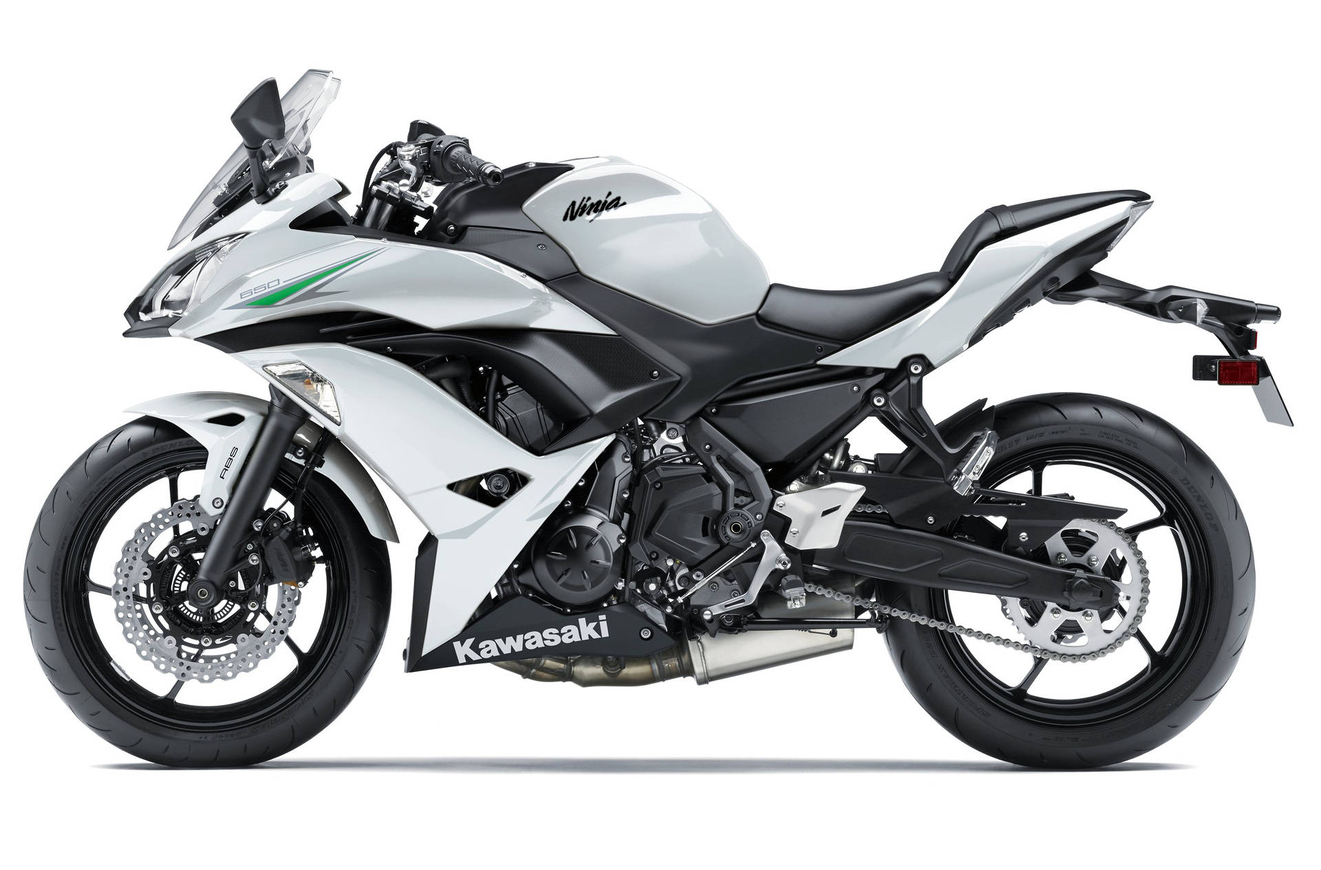 Much Lighter 2017 Ninja 650 Abs Coming To Us Motorcycledailycom