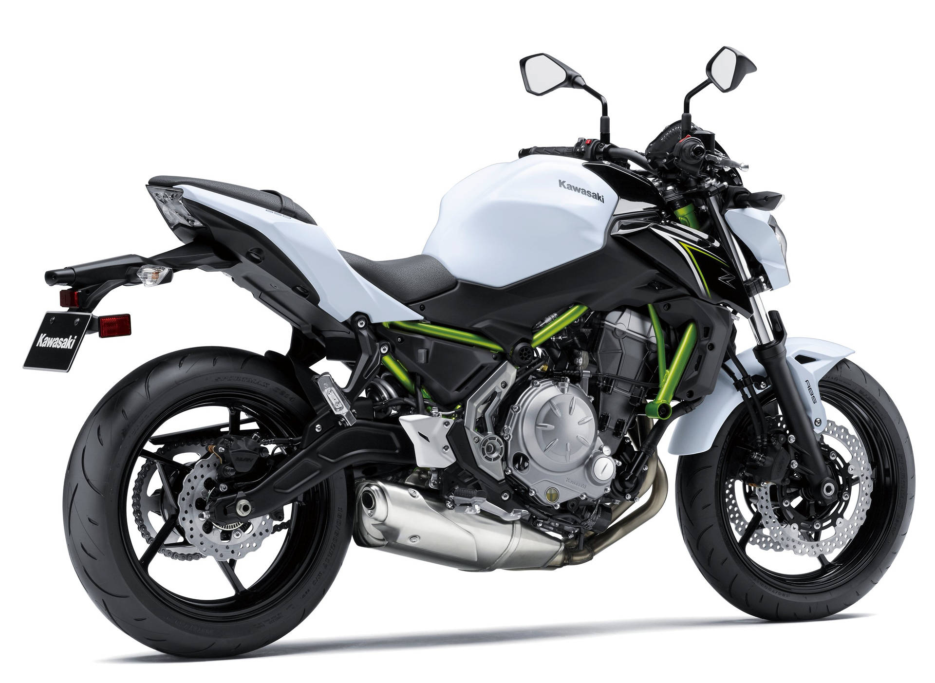 Sharing A Frame And Huge Weight Reduction With The New Ninja 650 ABS Also Reported On Today US Bound Z650 Includes Light Trellis