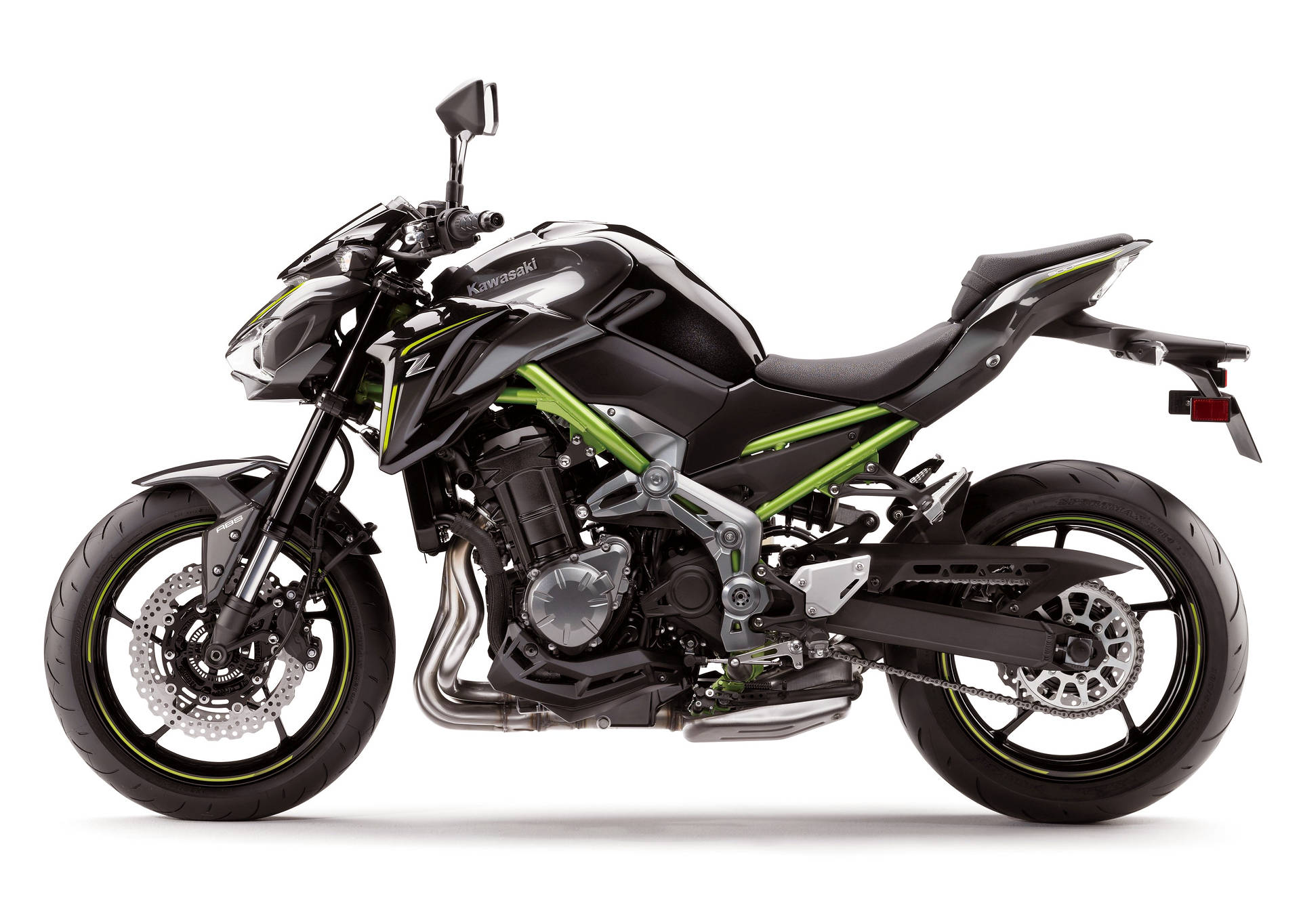 US Market Gets All New 2017 Kawasaki Z900 ABS MotorcycleDaily