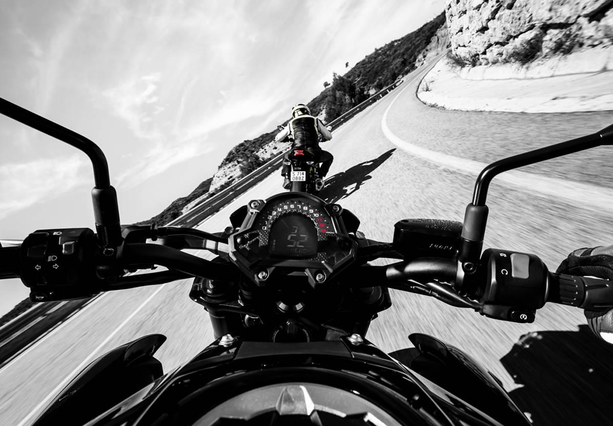 u.s. market gets all new 2017 kawasaki z900 abs « motorcycledaily