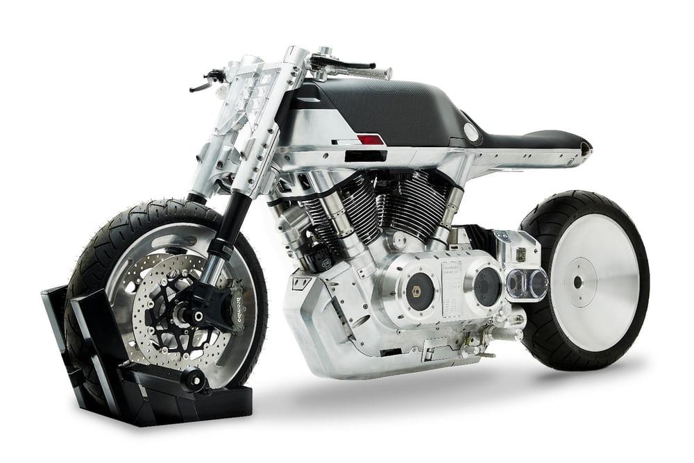 Vanguard Motorcycles New American Brand Debuts This Weekend In York