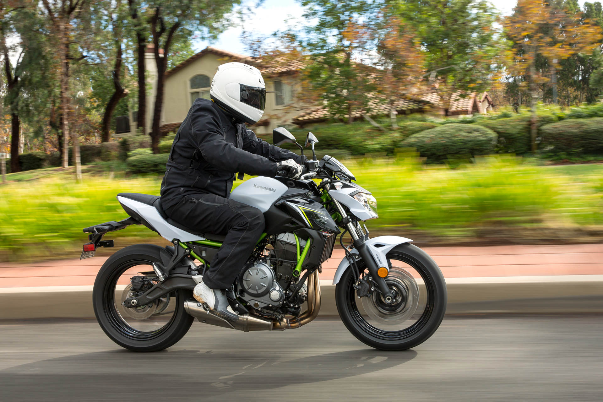2017 kawasaki z650 abs: md first ride « motorcycledaily