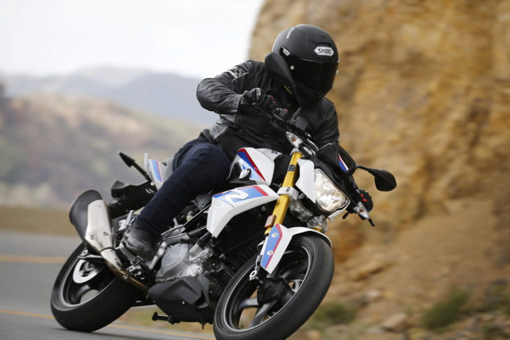 2017 BMW G 310 R: MD First Ride « MotorcycleDaily.com – Motorcycle News, Editorials, Product ...