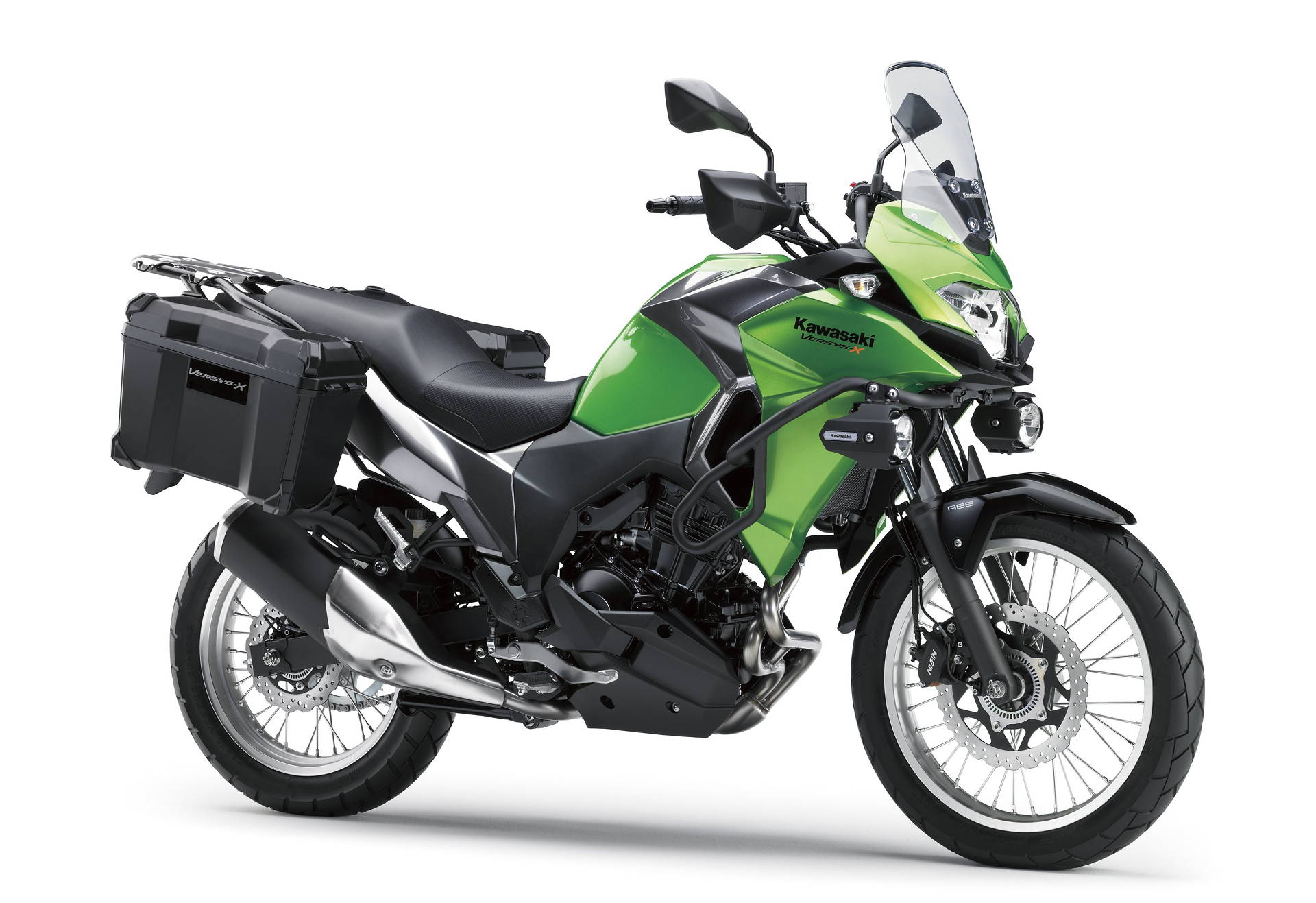 kawasaki versys x 300 available spring 2017 beginning at 5 399. Black Bedroom Furniture Sets. Home Design Ideas