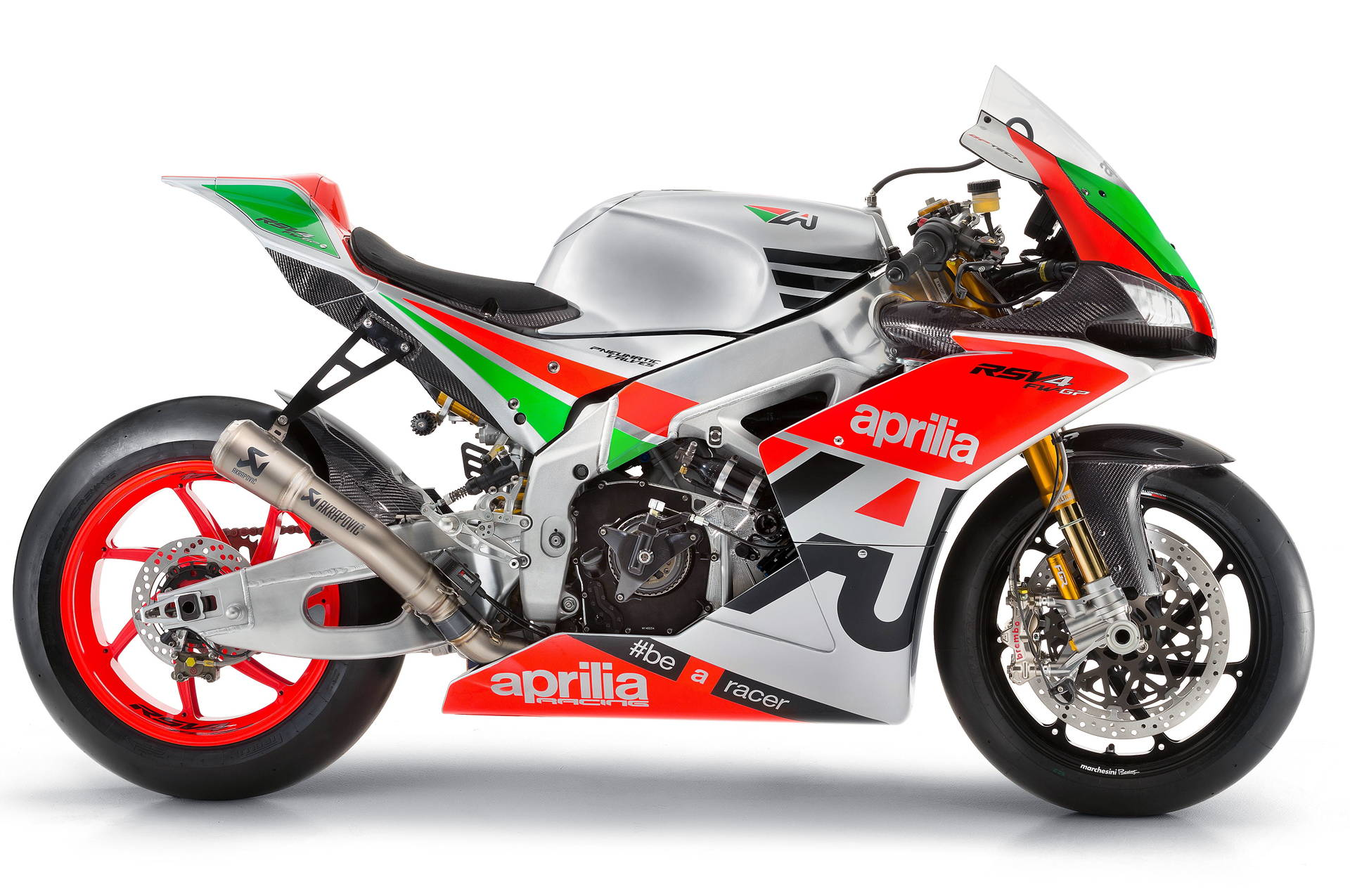 Factory Race Bikes For The Masses Aprilia Announces Works Sxv Wiring Harness Did You Know That Could Buy A Bike Direct From Thats Right An Rsv4 Superbike Kitted Out To Mimic World Superstock