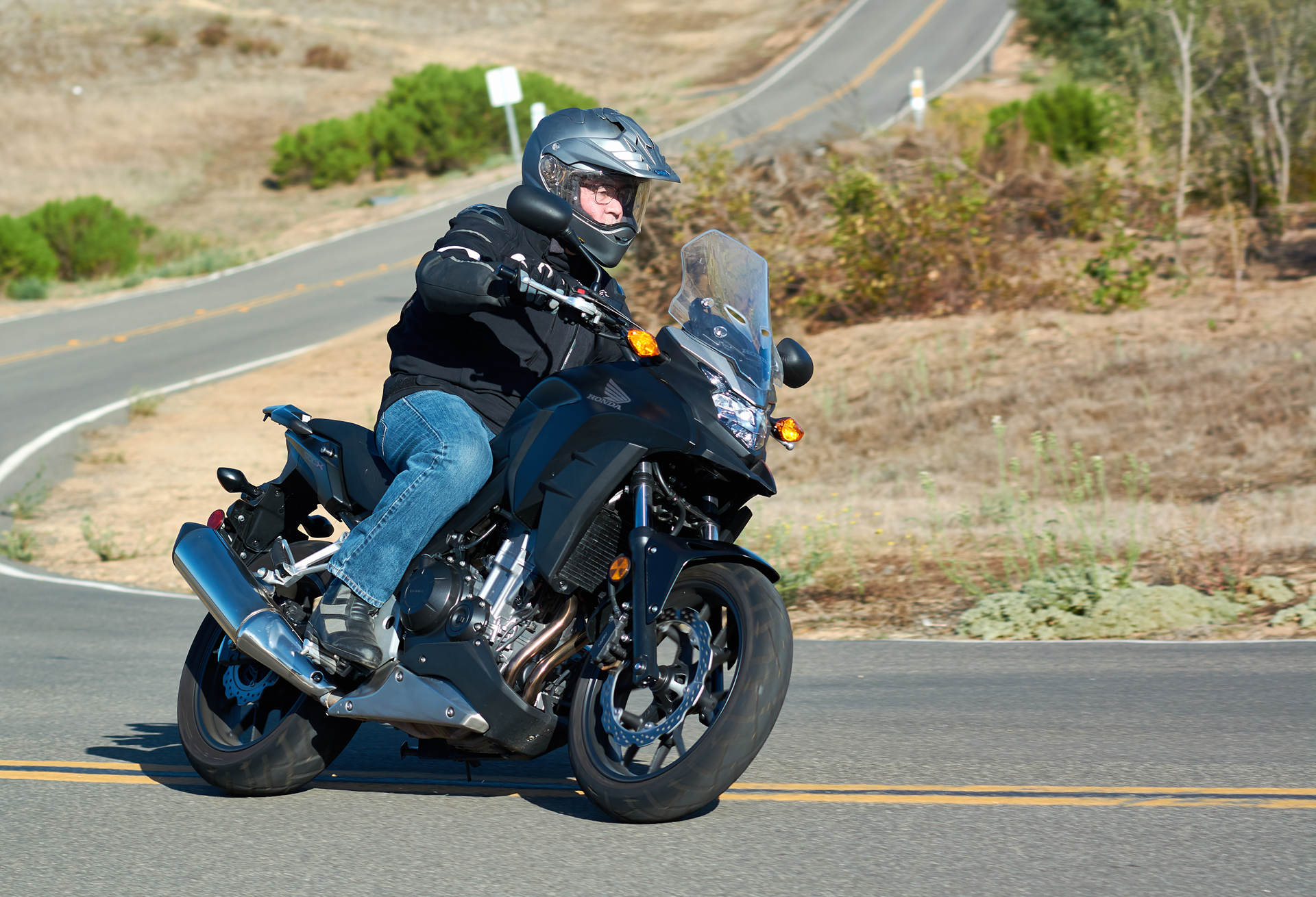 2016 Honda Cb500x Md Ride Review