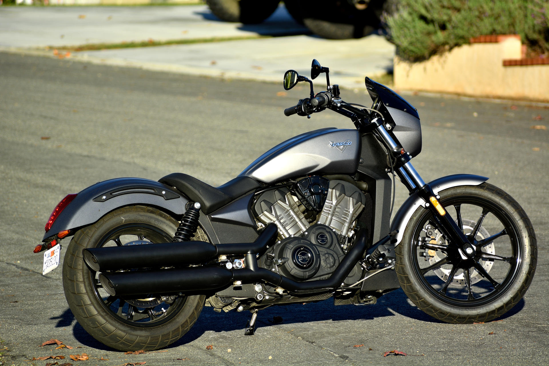 Polaris Shutting Down Victory Motorcycle Brand « MotorcycleDaily.com ...