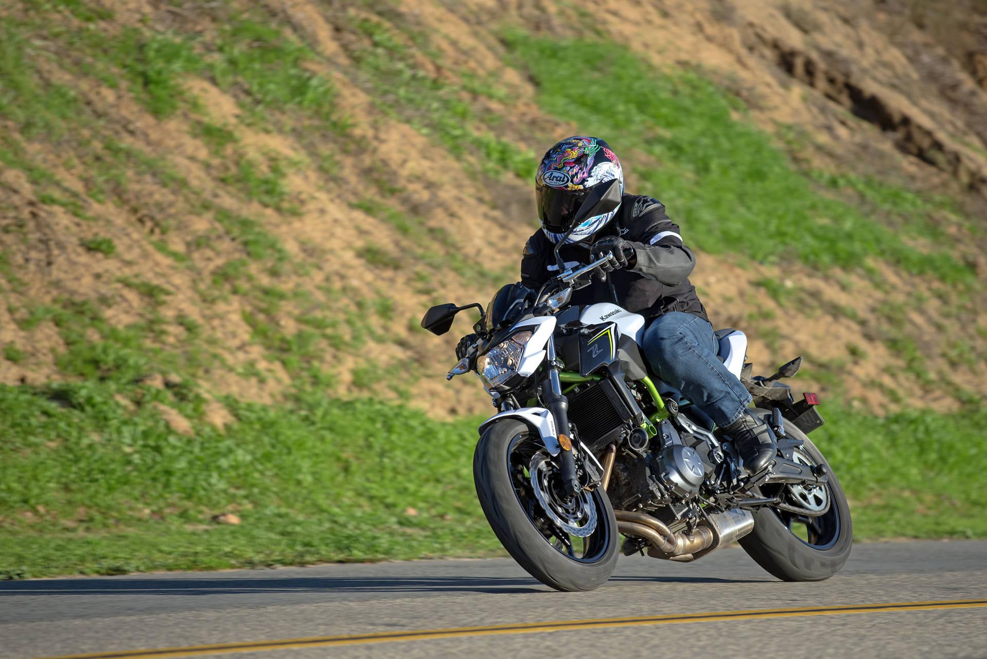 Kawasaki Ninja Review Chase