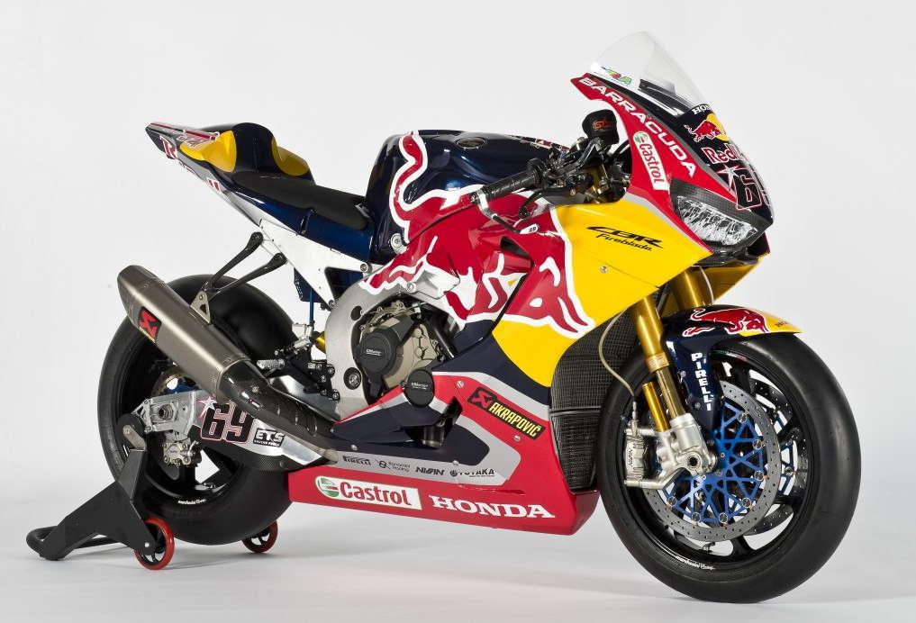Game Changer? Red Bull Signs on as Title Sponsor for Honda WSB ...