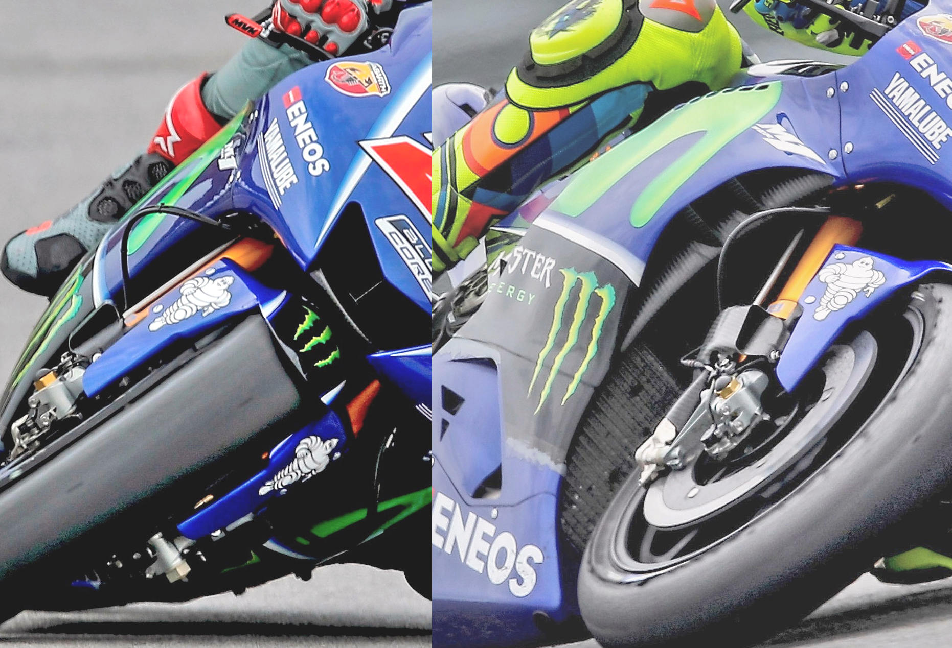 Aerodynamic Innovation By Yamaha Motogp Will Survive Ban On Wings