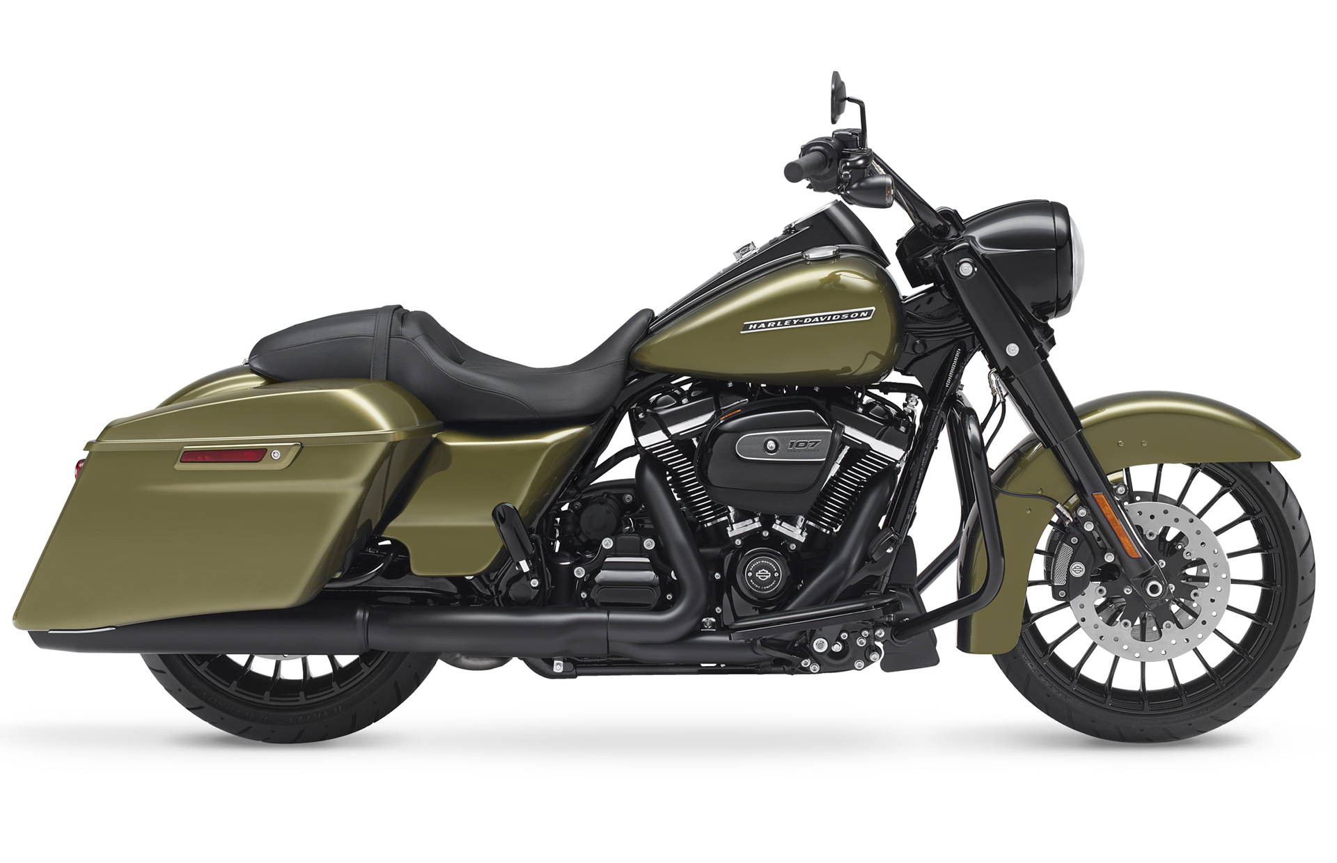 harley introduces new road king special motorcycle news editorials. Black Bedroom Furniture Sets. Home Design Ideas