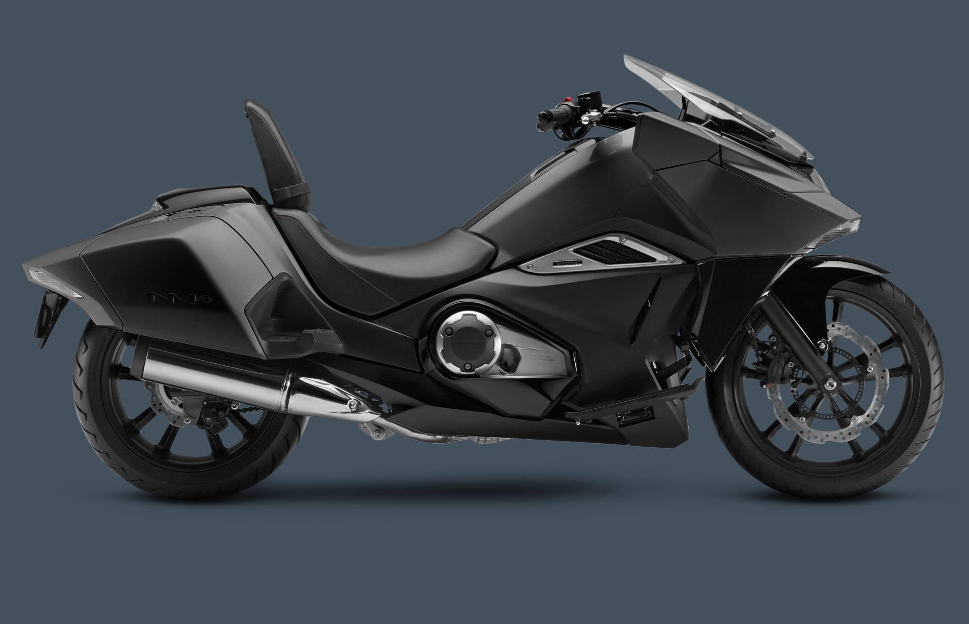 Honda s curious design choices for Honda nm4 review