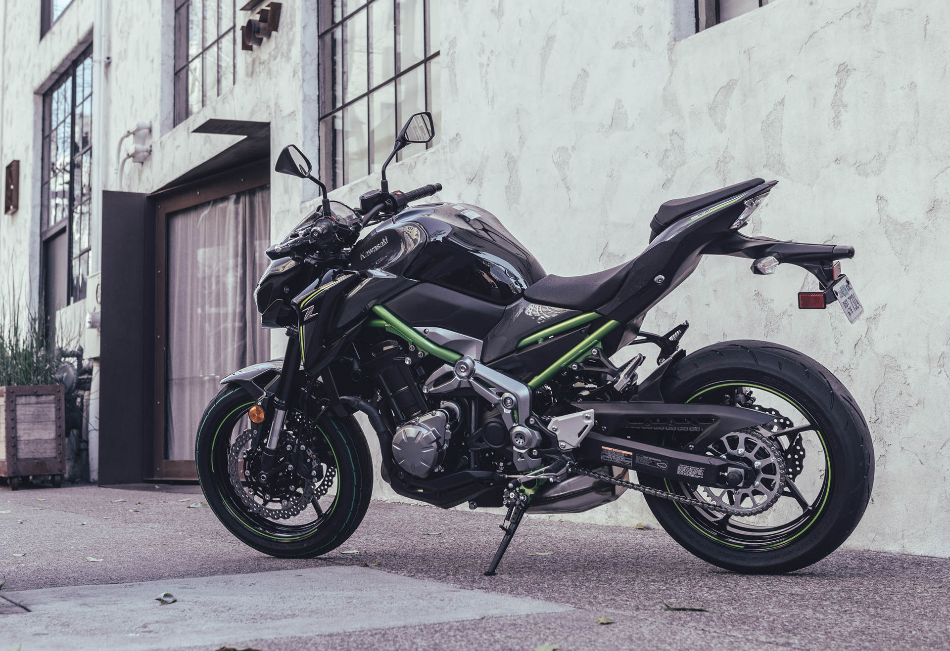 Gray Metallic Flat Spark Black And For Additional Details Specifications Visit Kawasakis Web Site