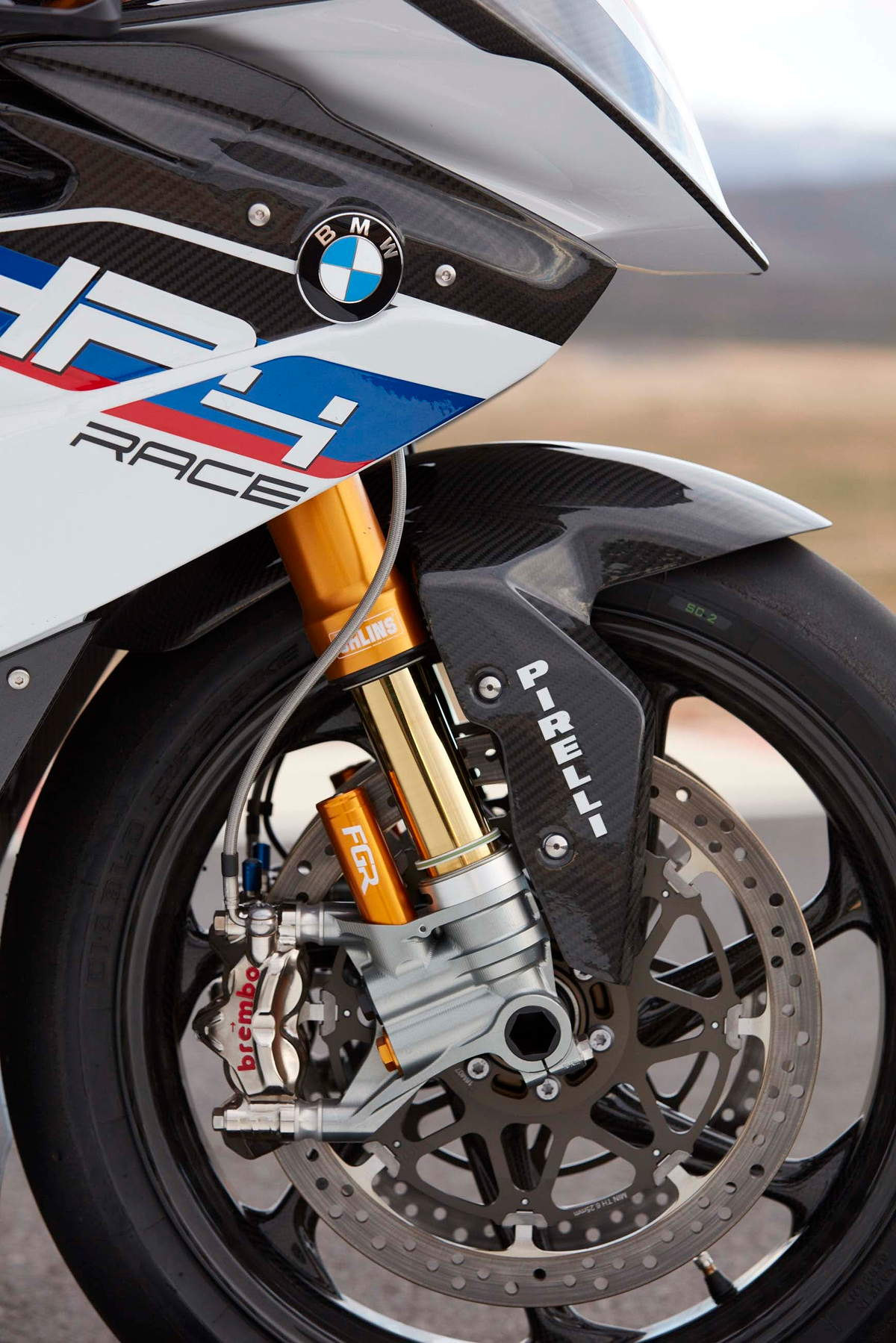 Bmw Hp4 Race Does An 87 000 Limited Edition Sportbike Still Make