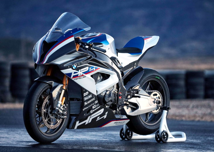 Bmw Sport Bike >> Bmw Hp4 Race Does An 87 000 Limited Edition Sportbike Still Make