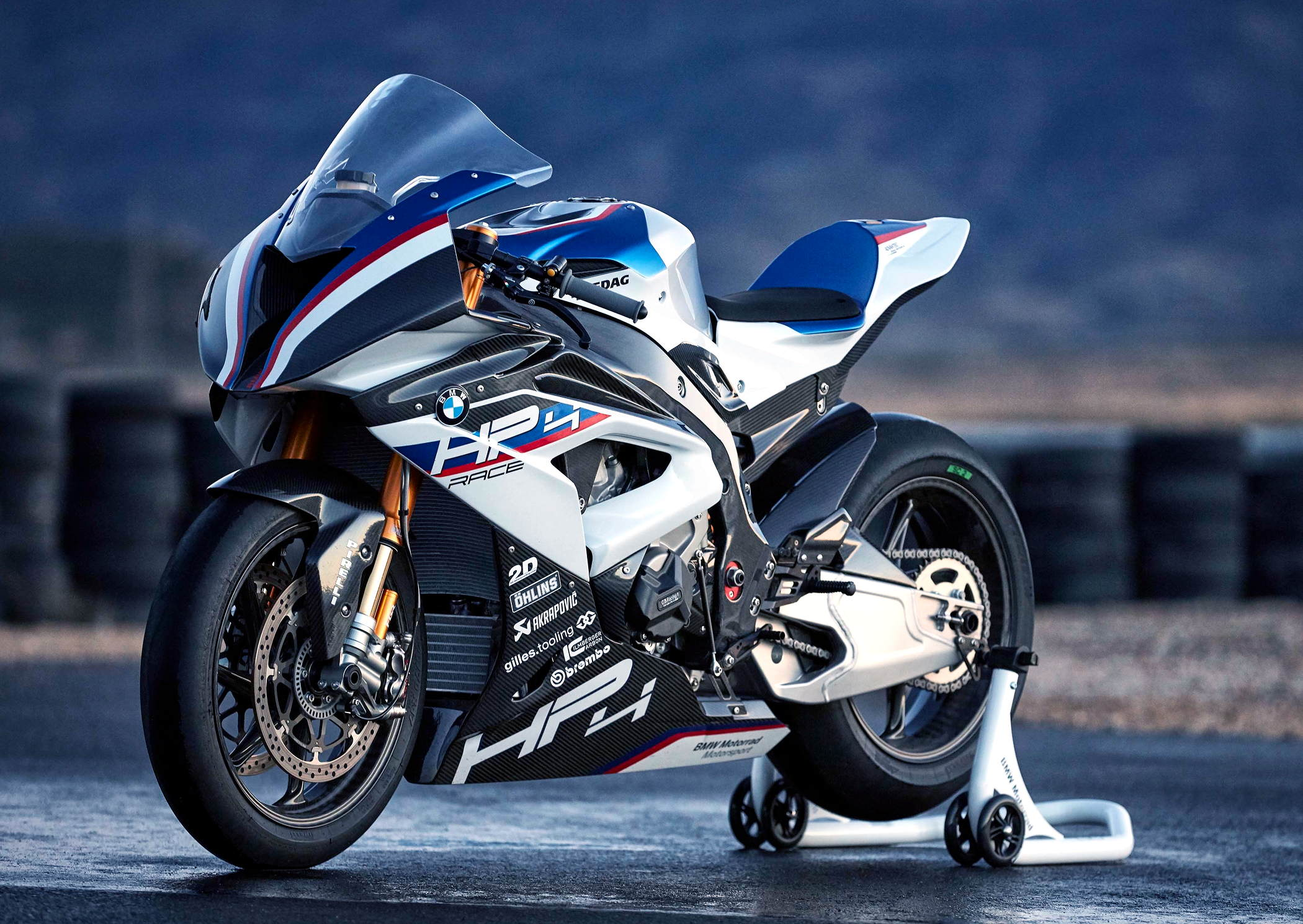 Bmw Hp4 Race Does An 87 000 Limited Edition Sportbike