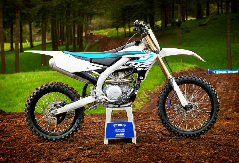 Crf250R For Sale >> 2018 Yamaha YZ450F Completely Redesigned with Smartphone Tuning « MotorcycleDaily.com ...