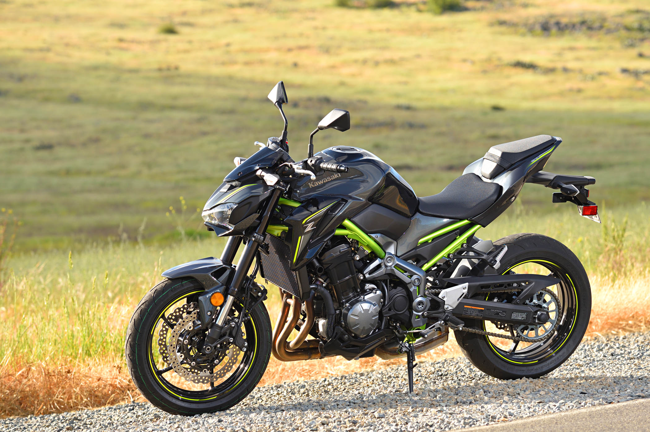 2017 Kawasaki Z900 Abs Md Ride Review Motorcycledaily