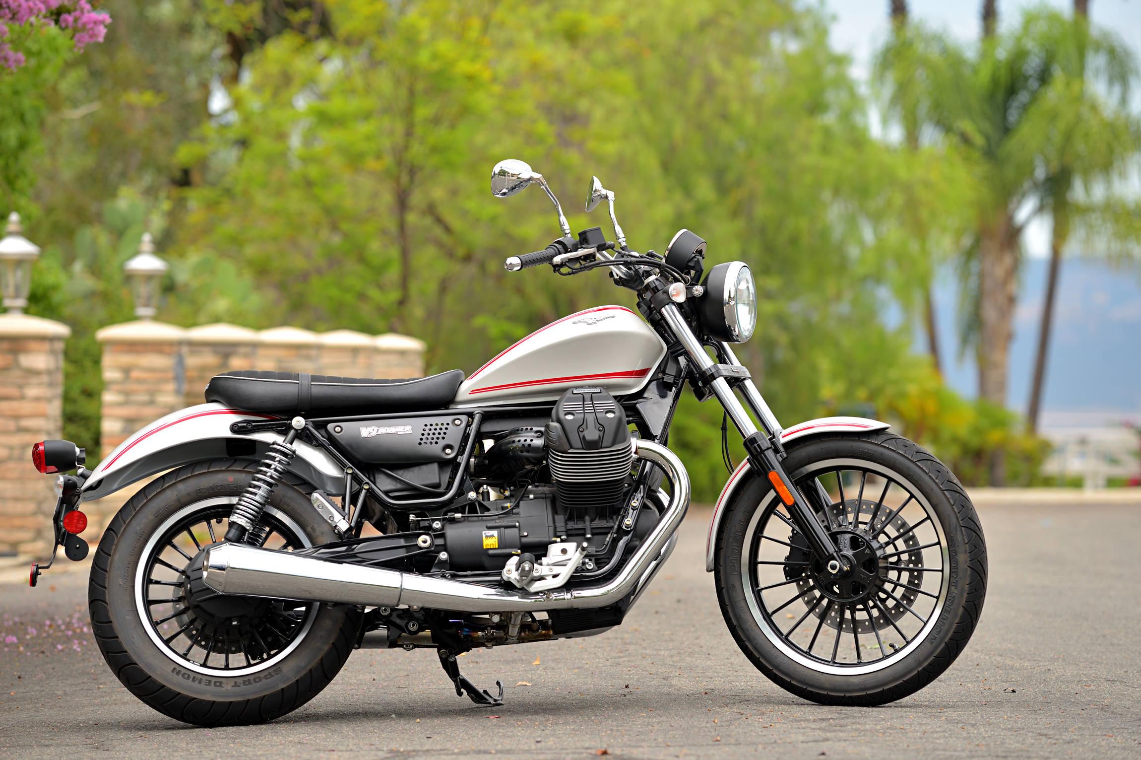 moto guzzi v9 roamer enters md test fleet motorcycle news editorials. Black Bedroom Furniture Sets. Home Design Ideas