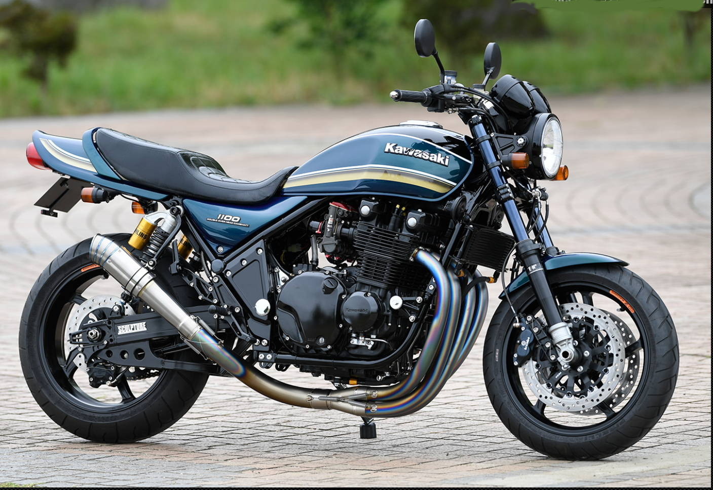 Why Dont We See More Japanese Heritage Models Motorcycledaily