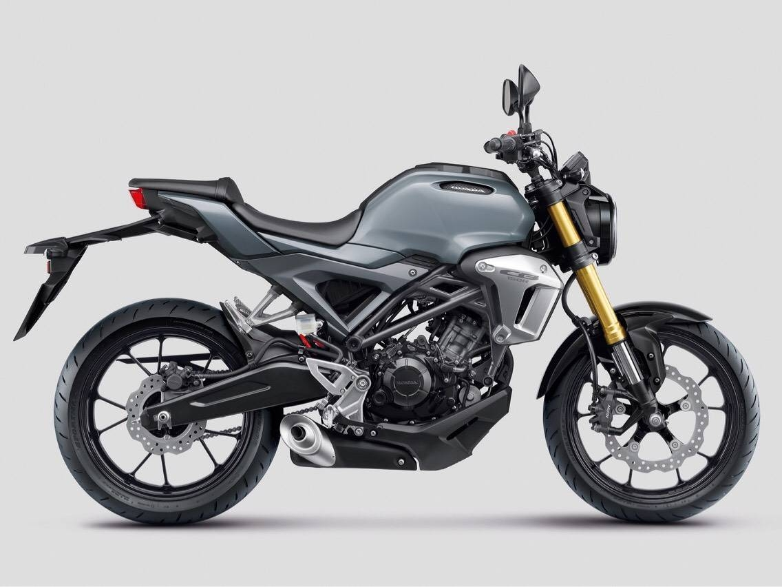 Honda Unveils High Tech CB150R ExMotion For Asian Markets With Video