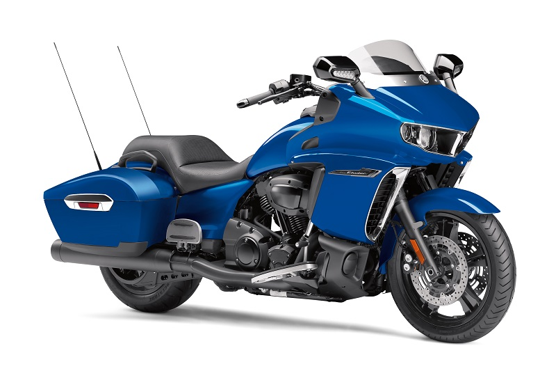 yamaha introduces all new star eluder bagger motorcycle
